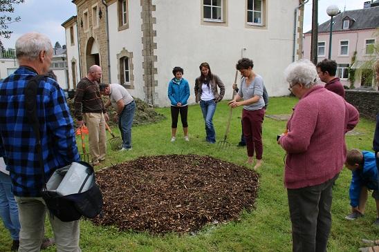 Introduction à la permaculture @ Maison du Parc naturel de Gaume, Château de Rossignol | Tintigny | Wallonie | Belgique