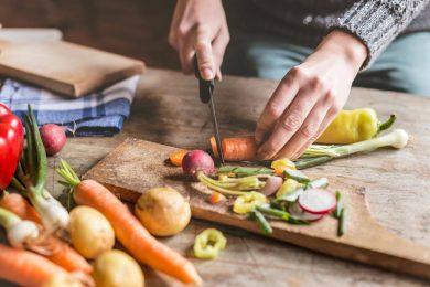 [Atelier Cuisine] Des plats sains pour retrouver la forme après les fêtes. @ Maison du Parc naturel de Gaume