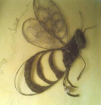 Réaliser une abeille en vannerie de saule @ Maison du Parc naturel de Gaume, Château de Rossignol | Tintigny | Wallonie | Belgique