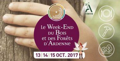 Week-end du Bois et des Forêts dimanche 15 octobre & 18 octobre